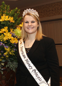 2013 American Honey Princess Emily Campbell