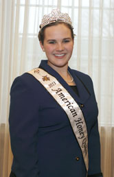 2013 American Honey Queen Caroline Adams