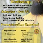 Michael Bush at Olympia Beekeepers Association!